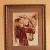 Девочка с лошадью